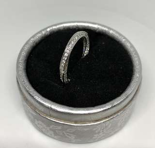 Eternity Ring twisted