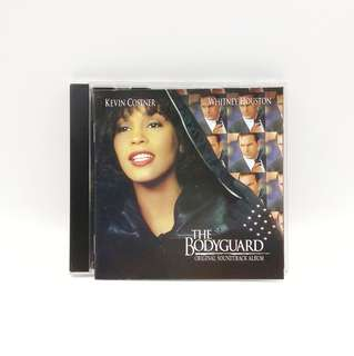 The Bodyguard Original Soundtrack Album CD