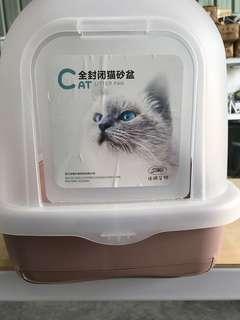 全新(大)掀蓋貓砂盆