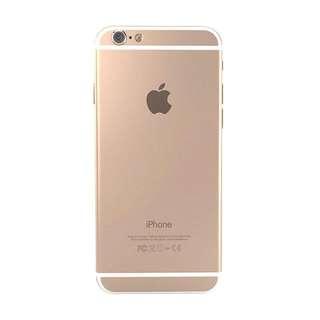 Apple iPhone 6 32GB Gold Garansi Resmi