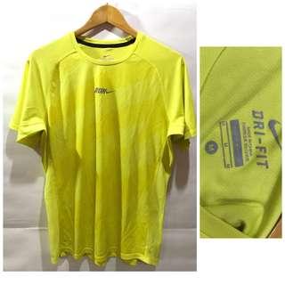 Nike Mens Dri-Fit Running Shirt