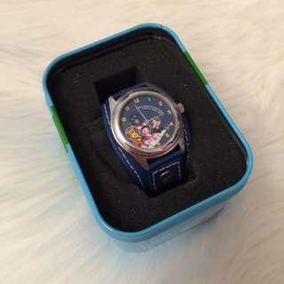 Blue Paul Frank Astronaut Watch