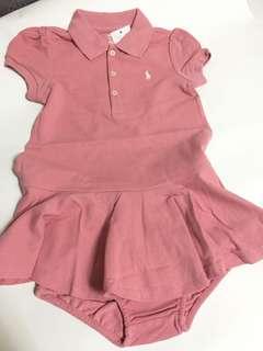 🚚 Ralph Lauren 女嬰套裝