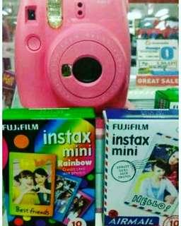 Camera instax