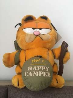 <LIMITED EDITION> Garfield Soft Toy