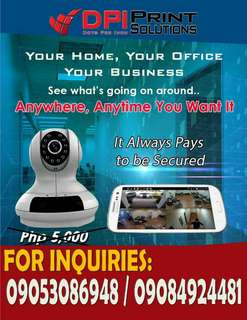 360 HD CCTV
