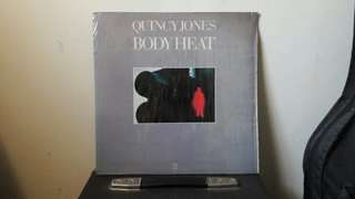 Quincy Jones vinyl record/LP
