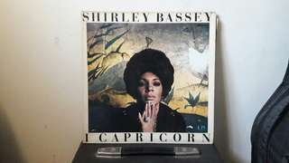 Shirley Bassey vinyl record/LP