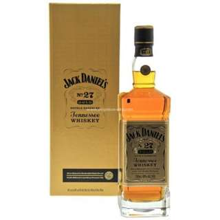 Jack Daniel's No.27 Gold Double Barreled Tennessee Whiskey