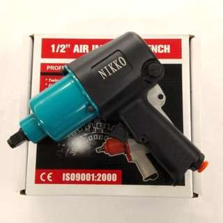 Nikko Super-Duty Air Impact Wrench 1/2""
