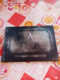 Assassin's Creed Syndicate Artbook
