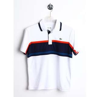 Polo Shirt Lacoste sport original size xs anak2