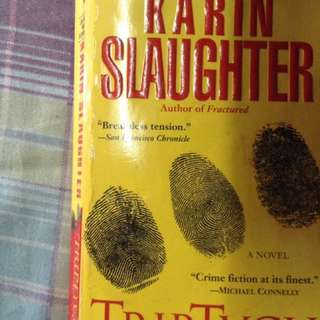 Triptych byKarin Slaughter