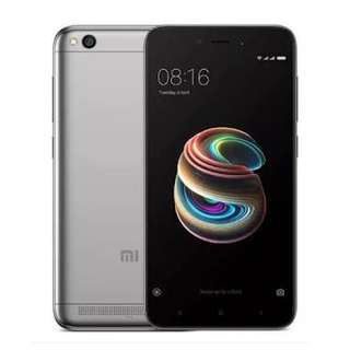 Xiaomi Note 5 Grey 4/64 Ready Kredit dan Cash