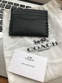 Authentic Coach Cardholder