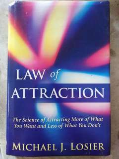 Law of Attraction - Michael J. Losier
