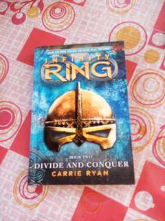 Infinity Ring Book Two: Divide And Conquer
