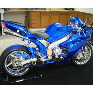 SUPER DISCOUNT PROMOTION FOR MOTORBIKE SPRAY PAINTING