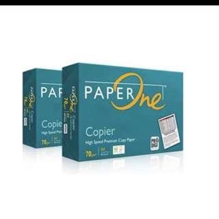 A4size paper
