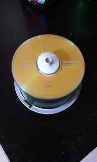 maxell CD-R 50片