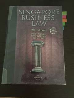 Ab1301 singapore business law 7th edition