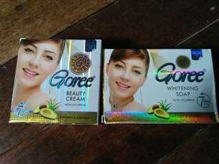 Goree Set (Beauty Cream & Beauty Soap)