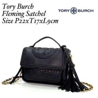Tory Burch Fleming Satchel