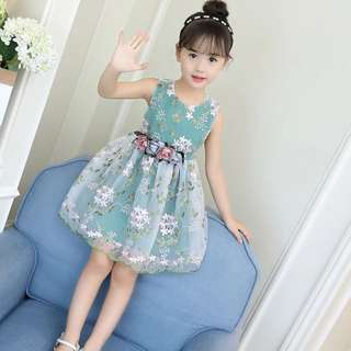 Preorder Girls Princess Dress