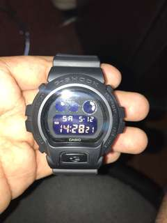 G-shock all black
