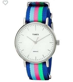 Brand New Timex Fairfield Weekender Watch