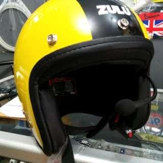 Helm retro zulu