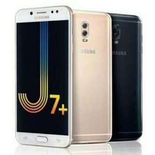 Samsung Galaxy J7Plus