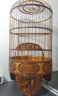 Brand new 8.5 inches Sankok cage