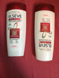 TaKe all LOREAL SHAMPOO 170 ML AND CONDITIONER 165ML