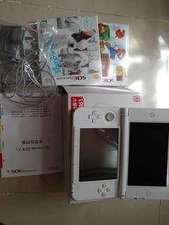 原廠商品NINTENDO3DS  XL9成新
