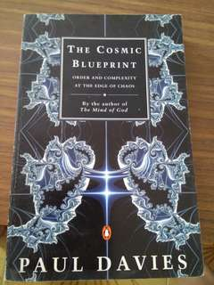 The cosmic blueprint: order and complex at the edge of chaos