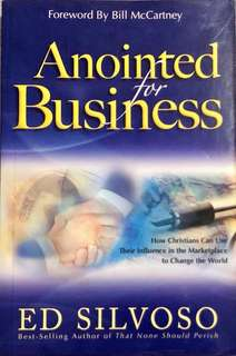 Anointed Business