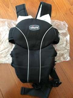 9成新 Chicco GO 揹帶 嬰兒BB孭帶 咩帶 背帶 岩初生用
