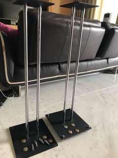 Surround Speaker Stands (a pair)