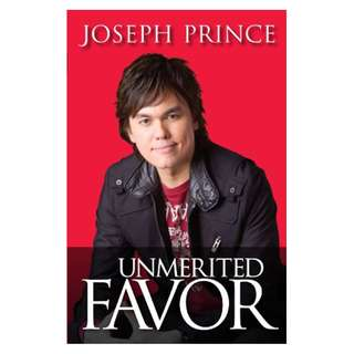Unmerited Favor Kindle Edition by Joseph Prince  (Author)