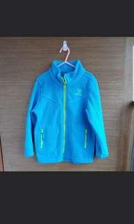 Jacket Fleece Size 120