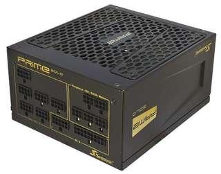 🚚 Seasonic PRIME Ultra 1000W 80+ Gold Power Supply, Full Modular
