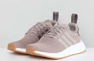 Original Adidas NMD's in Beige