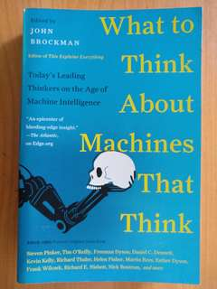 What to Think About Machines That Thank