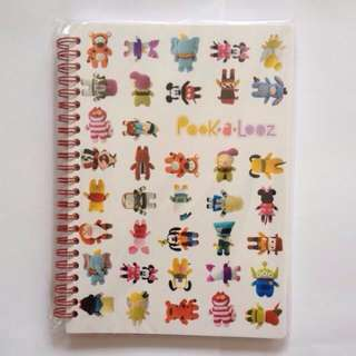 BNIP Authentic Disney Lined Ring Bind Line Notebook