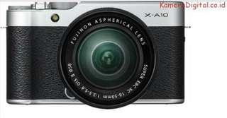 Camera Fuji Film XA10 bisa di cicil 6bulan hanya 800rb aja