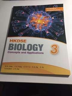 HKDSE Biology Book 3 & 4