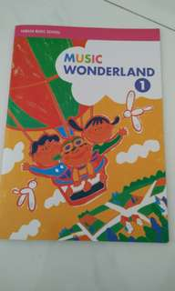 Yamaha music wonderland 1  (used)