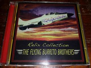 Music CD (2xCD): The Flying Burrito Brothers - Relix Collection - Country Rock