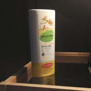 Conditioner - dm Alverde NUTRI-CARE SPÜLUNG - Bio Almond and Argan Oil 200 mL